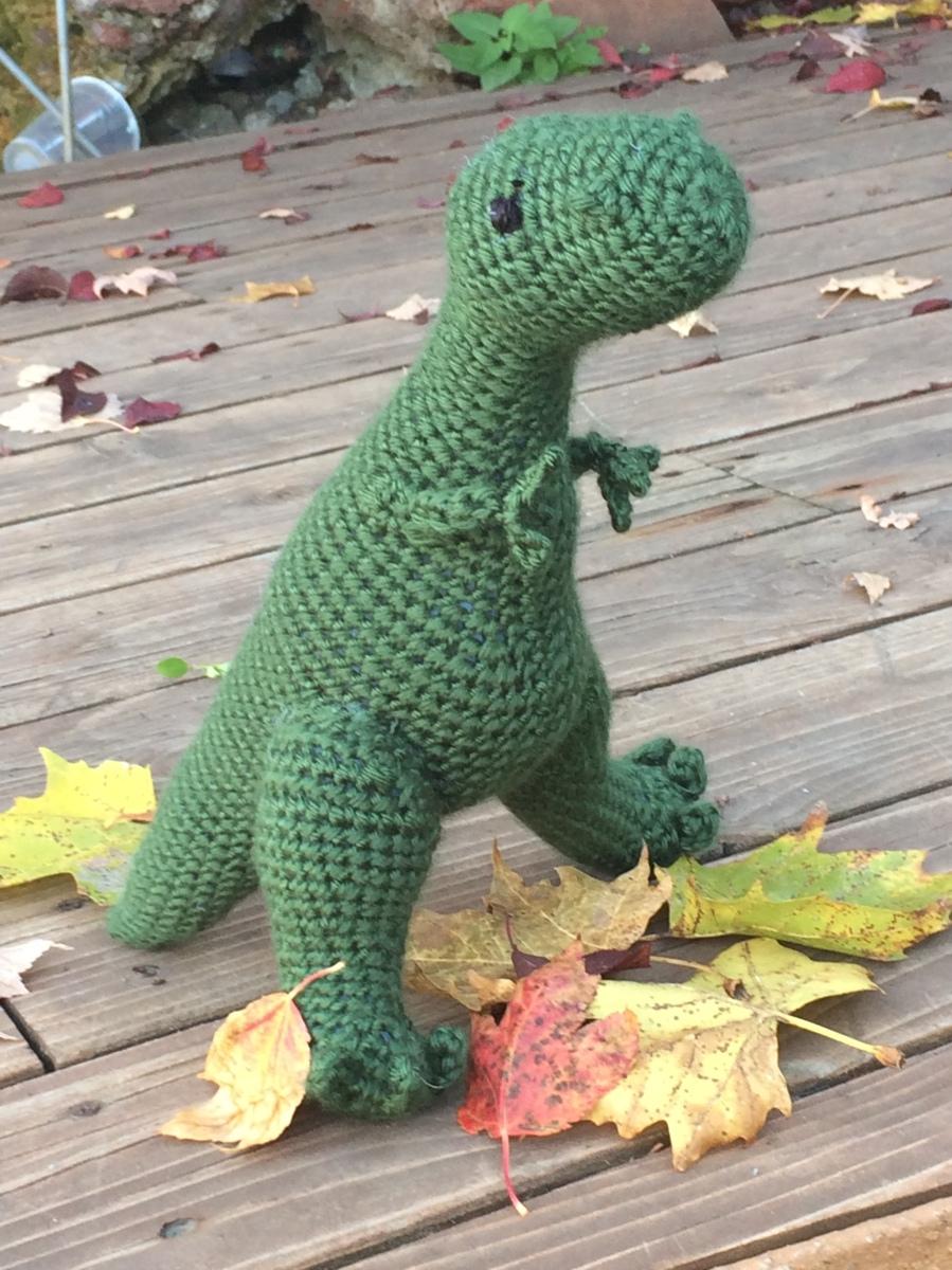 T. Saurus Rex