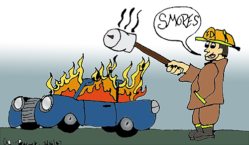 CarFire_cartoon