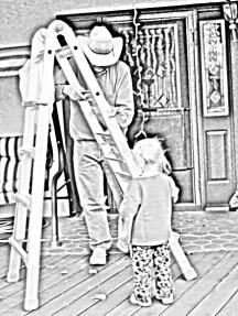 Helping Grandpa2 112206